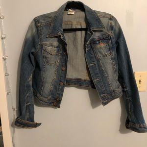 H&M Denim Jacket Size 38 or S